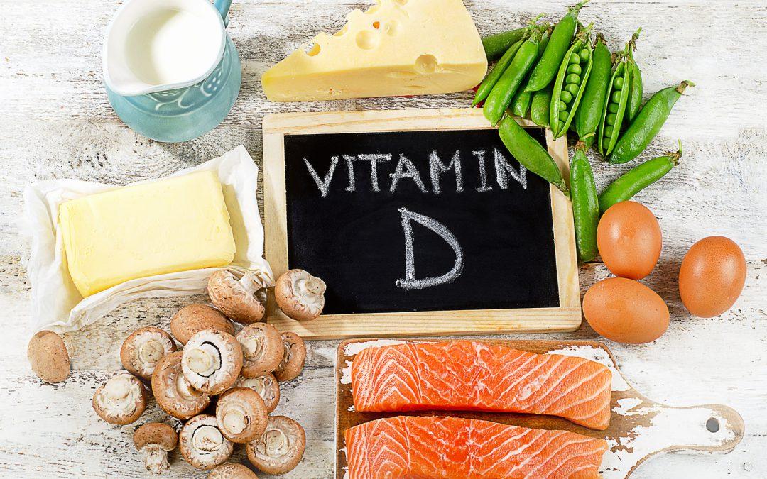 Vitamin D-Mangel im Winter