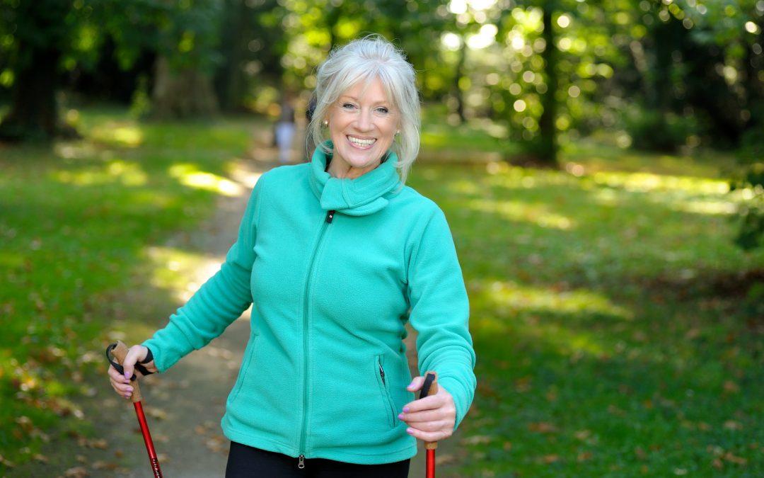Wer sich nicht bewegt, altert schneller