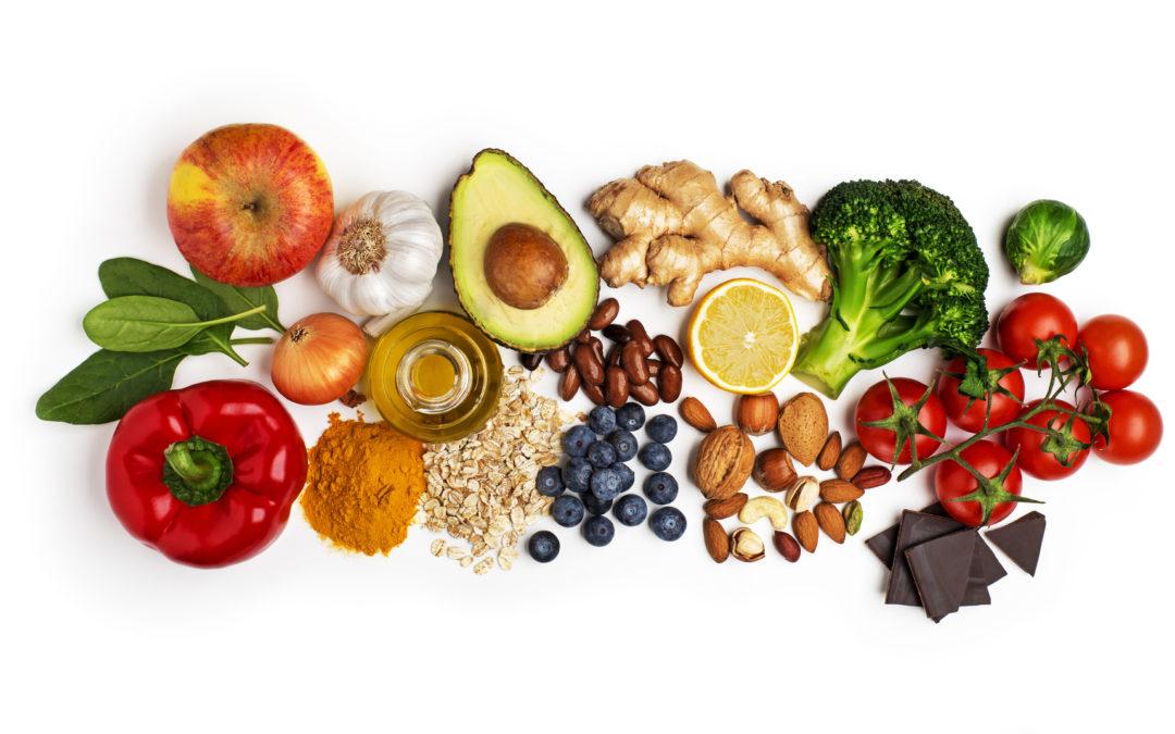 Erhöhten Cholesterinspiegel durch richtige Ernährung senken