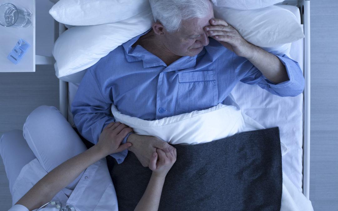 Erholung für pflegende Angehörige durch Nachtpflege