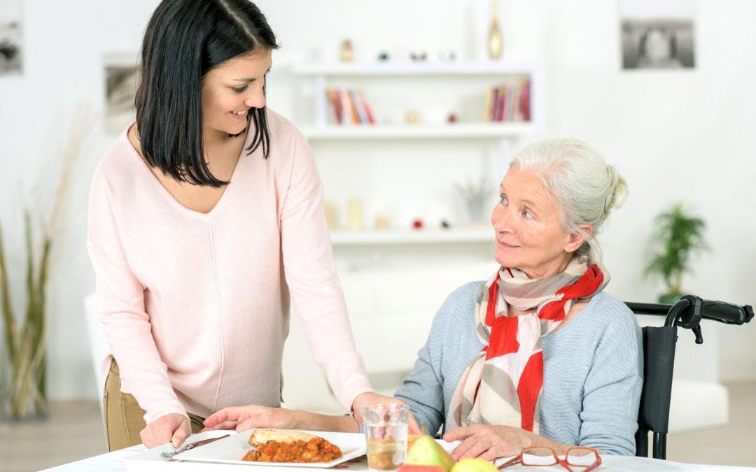 Essen auf Rädern – Verpflegung für Senioren
